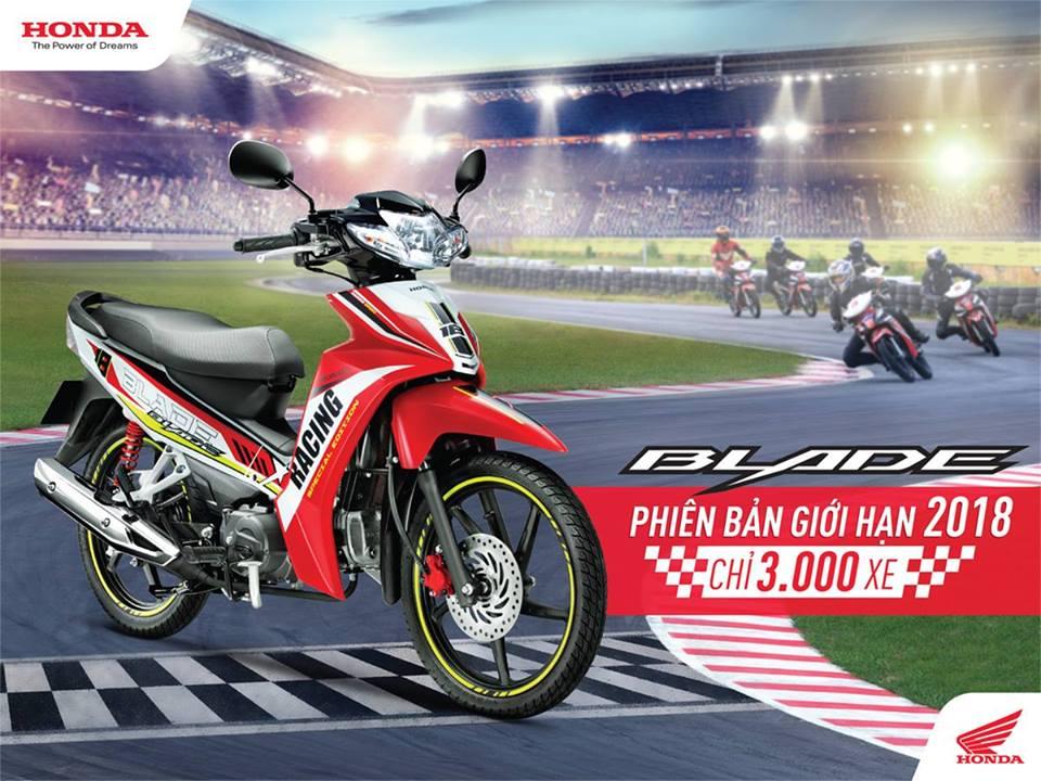 Honda Ngọc Anh chính thức giới thiệu Honda Blade 110 phiên bản giới hạn – Nâng tầm phong cách!