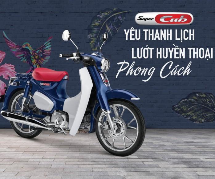 Honda Việt Nam giới thiệu hai mẫu xe huyền thoại: Monkey và Super Cub C125