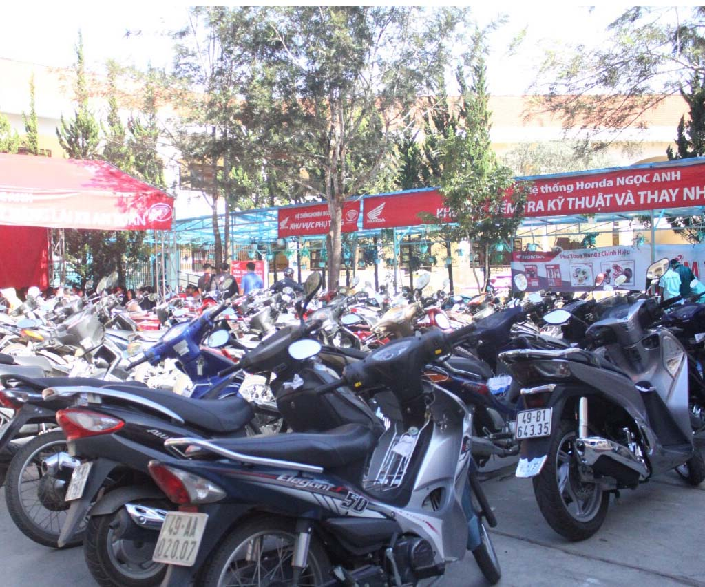 Tưng Bừng Ngày Hội 4S Chào Mừng Ngày Nhà Giáo Việt Nam 20 /11 Tại Trường THCS Phan Chu Trinh Thành Phố Đà Lạt