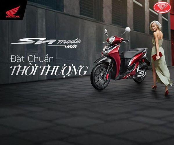 Honda Việt Nam Giới Thiệu Phiên Bản Hoàn Toàn Mới Mẫu Xe Sh Mode 125cc – Đặt Chuẩn Thời Thượng